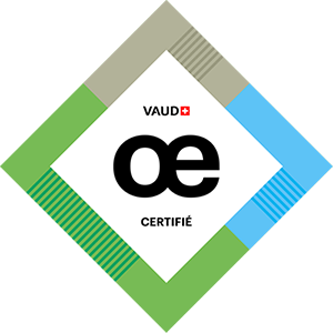 Logo Vaud Oeunotourisme - Joëlle & Famille Rossier