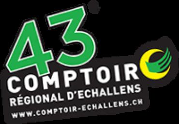 Comptoir d'Echallens – 4 au 8 novembre 2020